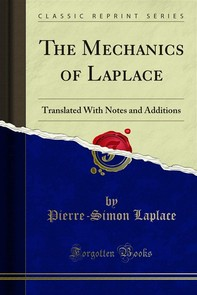 The Mechanics of Laplace - Librerie.coop
