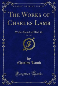 The Works of Charles Lamb - Librerie.coop
