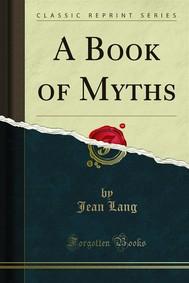 A Book of Myths - copertina