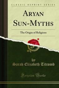 Aryan Sun-Myths - copertina