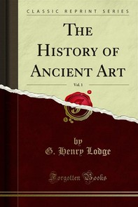 The History of Ancient Art - Librerie.coop
