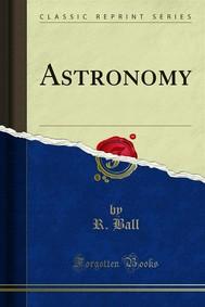 Astronomy - copertina