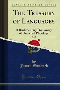 The Treasury of Languages - Librerie.coop