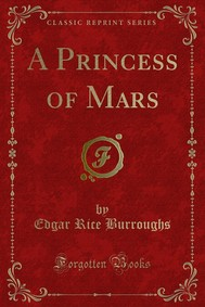 A Princess of Mars - copertina