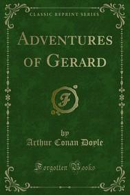 Adventures of Gerard - copertina
