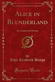 Alice in Blunderland - copertina