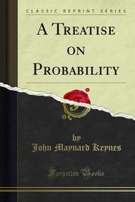 A Treatise on Probability - copertina