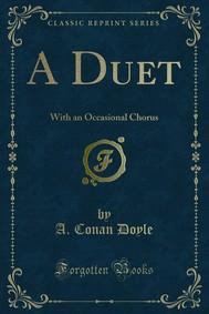 A Duet - copertina
