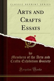 Arts and Crafts Essays - copertina