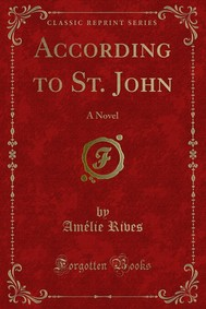 According to St. John - copertina