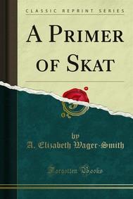 A Primer of Skat - copertina
