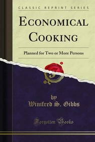 Economical Cooking - copertina