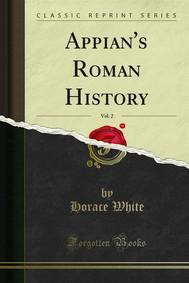 Appian's Roman History - copertina