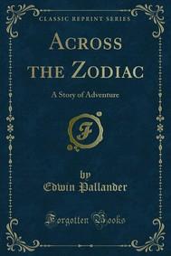 Across the Zodiac - copertina