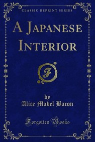 A Japanese Interior - copertina