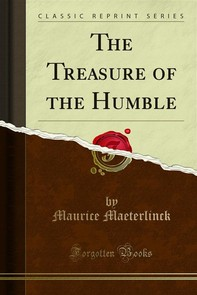 The Treasure of the Humble - Librerie.coop