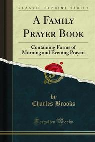 A Family Prayer Book - copertina