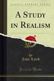 A Study in Realism - copertina