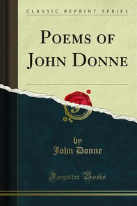 Poems of John Donne - Librerie.coop