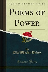 Poems of Power - Librerie.coop