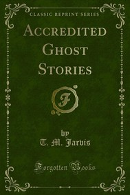 Accredited Ghost Stories - copertina