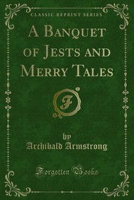 A Banquet of Jests and Merry Tales - copertina