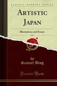 Artistic Japan - copertina