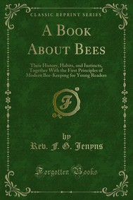 A Book About Bees - copertina
