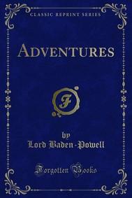 Adventures - copertina