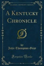 A Kentucky Chronicle - copertina