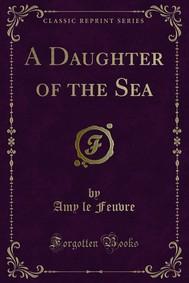 A Daughter of the Sea - copertina