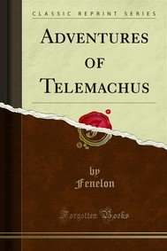 Adventures of Telemachus - copertina
