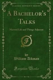 A Bachelor's Talks - copertina