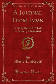 A Journal From Japan - copertina
