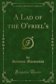 A Lad of the O'friel's - copertina