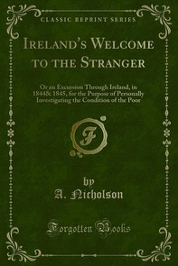 Ireland's Welcome to the Stranger - Librerie.coop