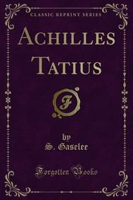 Achilles Tatius - copertina