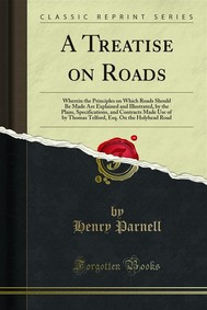 A Treatise on Roads - copertina