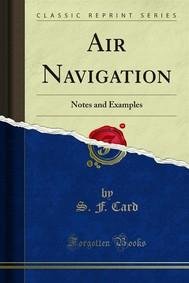 Air Navigation - copertina