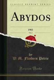Abydos - copertina