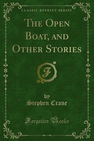 The Open Boat, and Other Stories - copertina