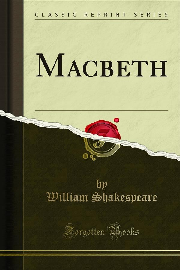 Macbeth By William Shakespeare Ebook