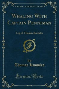Whaling With Captain Penniman - Librerie.coop