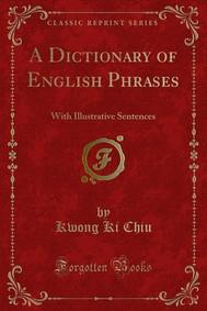 A Dictionary of English Phrases - copertina