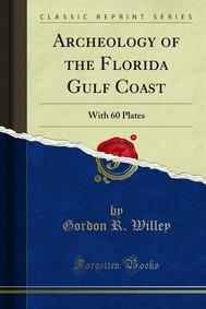Archeology of the Florida Gulf Coast - copertina