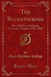 The Bluestocking - Librerie.coop