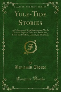 Yule-Tide Stories - Librerie.coop