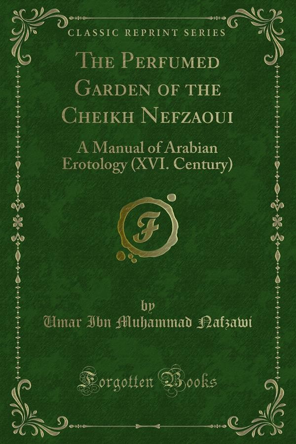 The Perfumed Garden Ebook