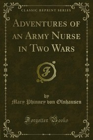 Adventures of an Army Nurse in Two Wars - copertina