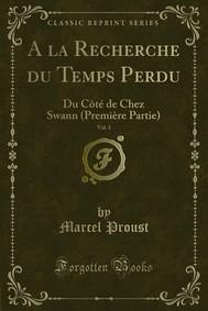 A la Recherche du Temps Perdu - copertina